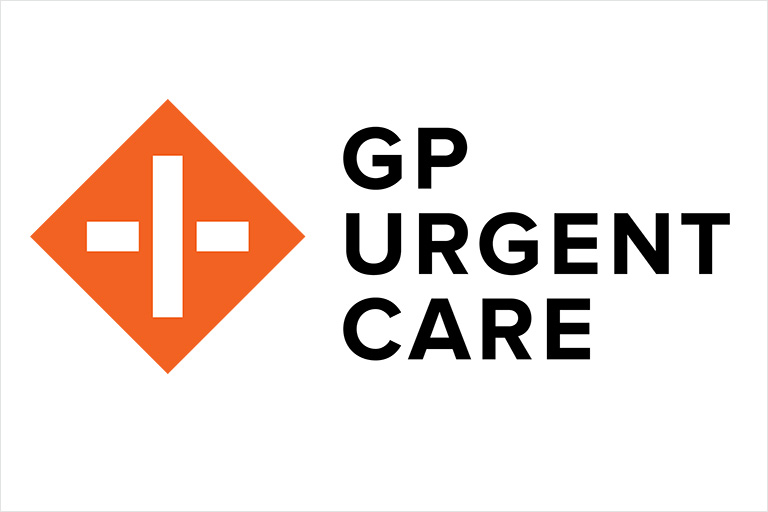 Text reads GP Urgent Care
