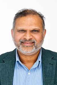 Portrait of Ajay Velayudhan